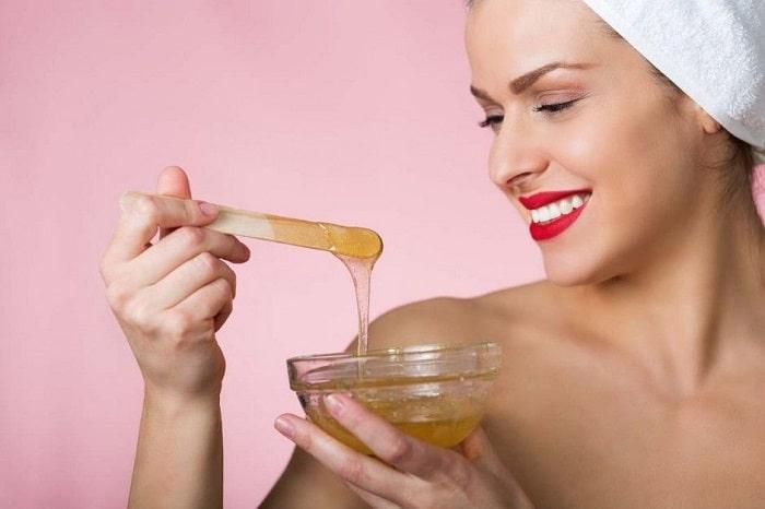 Tác dụng của mật ong đối với da