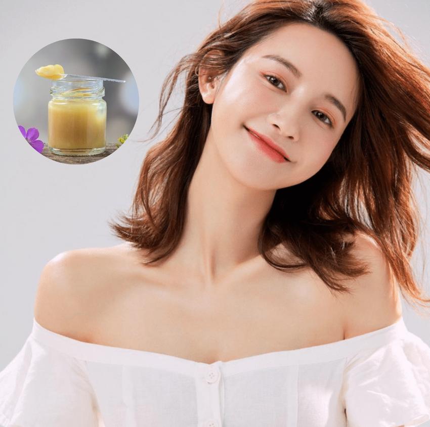 Uống sữa ong chúa có nóng không? Có nổi mụn không?